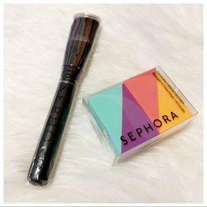 Sephora Uniform Powder Brush & Makeup Sponges